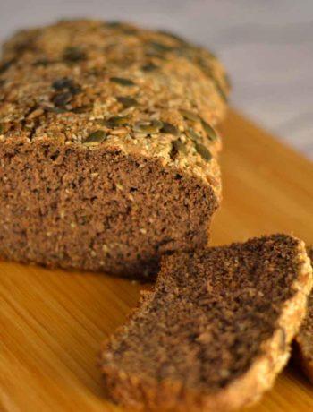 Леб од хељдино брашно