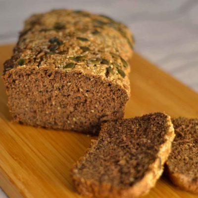 Леб од хељда