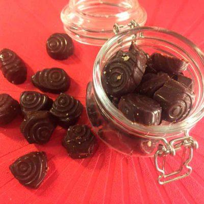 Хроно темно чоколадо