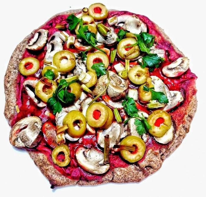 Појадок - Веге пица