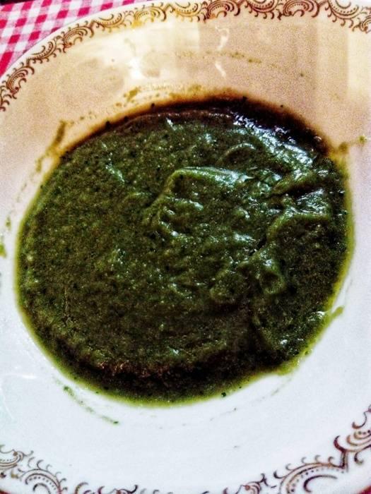Вечера - Пире од карфиол, брокула, праз, печурки, магдонос, спанаќ